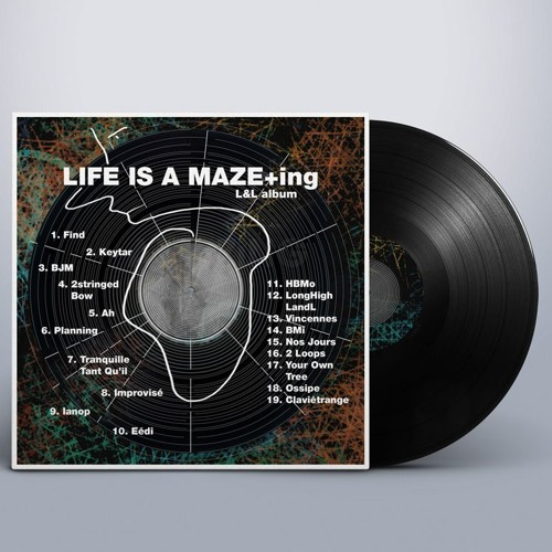 LIFE IS A MAZE+ing | Graphic Album