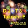 DJ T3 EDM Mix Vol 35
