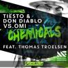 OMI Vs. Tiesto & Don Diablo Ft. Thomas Troelsen - Hula Hoop Chemicals (Axcellent Edit)