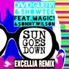 David Guetta & Showtek - Sun Goes Down Ft. MAGIC! & Sonny Wilson (Excellia Remix)*FREE DOWNLOAD*