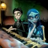 The Corpse Bride Piano Duet - Cover