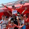 Román Villalobos dedica triunfo a familia y equipo