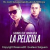 J Alvarez Ft Cosculluela - La Película (Acapella Studio) *FREE DOWNLOAD*