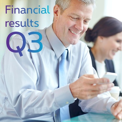 Conference call Financial results Q3 2015