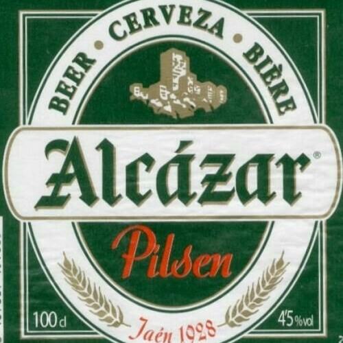 CERVEZA EL ALCAZAR Copia