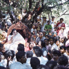 1995-0715 Musical Concert the Day before Shri Guru Puja, Amjad Ali Khan, Cabella Ligure, Italy
