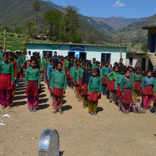 Sara Neupane - Girl Friendly School Sanitation Improvement Project