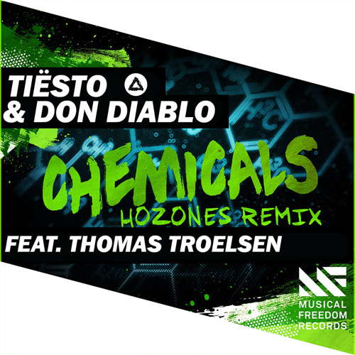 Ti?sto & Don Diablo - Chemicals (Hozones Remix)