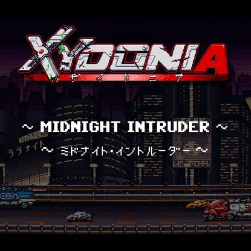 XYDONIA - Midnight Intruder (Neo Tokyo-6 Stage, Night BGM)