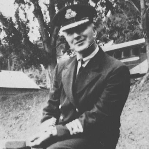 Captain Otto Estabrooks 1977 - 08
