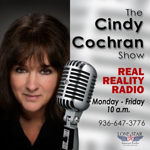 The Cindy Cochran Show - Mondays through Fridays from 10AM to 11AM on www.irlonestar.com