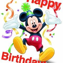 Happy Birthday My Mate - Riezka Wanda