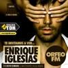 En el mes aniversario de Orfeo FM te invitamos al show de Enrique Iglesias