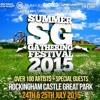 Mark Breeze & Mc Whizzkid Ft Mc Presha - Live @ Summer Gathering Festival