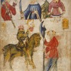 Sir Gawain and the Green Knight stanza 1 in Middle English