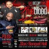 SUPA PUDGIE PRESENTS TRUE BLOOD 10.31.15 ORLANDO FLORIDA