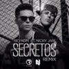 Secretos Remix Oficial - Nicky Jam Ft Reykon - Dj Fernando Chavez