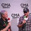 Dave With Luke Bryan CMA Segment 2 - 11 - 4