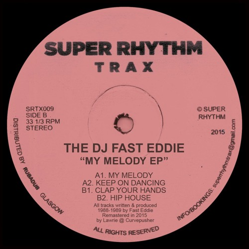 "DJ Fast Eddie ""Keep on Dancing"" - Boiler Room Debuts"