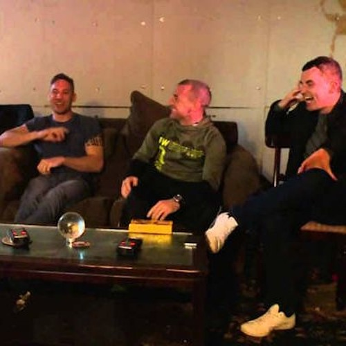 Severe Sessions With Chris Fields & Peter Carroll - Ep.2 Neil Seery And Andy Ryan