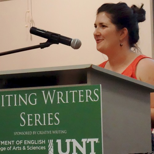 Claire Vaye Watkins / UNT Visiting Writers Series / Fall 2015