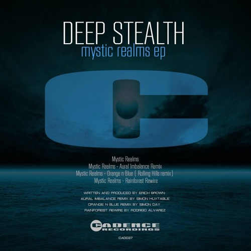 Deep Stealth - Mystic Realms[Out Now on Cadence]