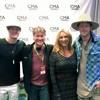 Ryno & Tracy CMA Interviews - Florida Georgia Line