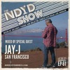The NDYD Radio Show EP61 - guest mix by JAY-J (Shifted Music - San Francisco)