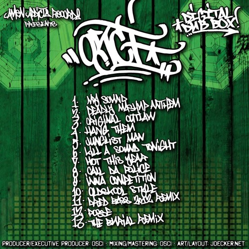 Posse (Digital Dub Box - Free LP)