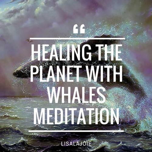 Whale Meditation Healing