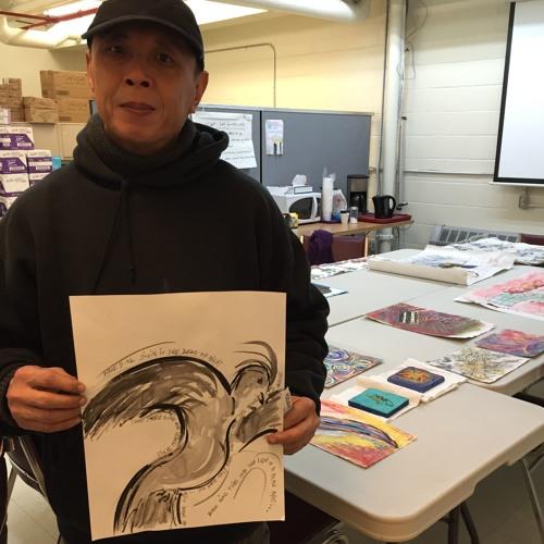 Homeless to Art - Ottawa man Chi Wey Lee's story