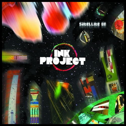 Ink Project - Satellite On
