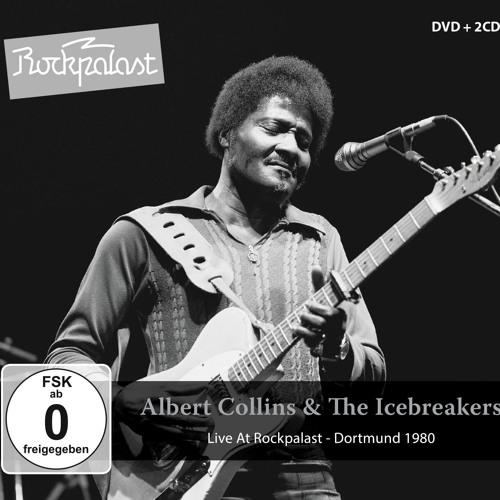 Albert Collins & The Icebreakers - Live At Rockpalast Dortmund 1980