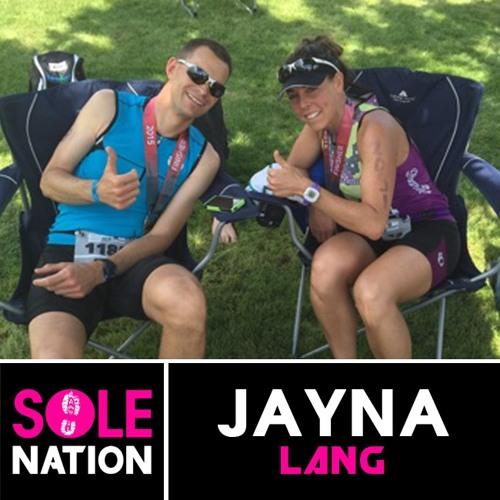25 Jayna Lang - Racer Inspired by Kona Ironman