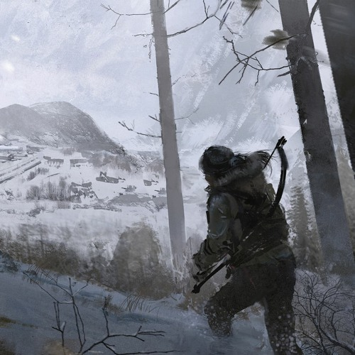 6) Blood In The Snow [From the Official Rise of the Tomb Raider Soundtrack] *FREE DOWNLOAD*