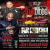 SUPA PUDGIE PRESENTS TRUE BLOOD AT STARZ BANQUET HALL OCTOBER 2015