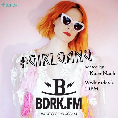 Amber Benson - Kate Nash Girl Gang FM [Episode 2: November 04th, 2015]