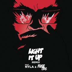 Major Lazer - Light It Up (Feat. NYLA & Fuse ODG)[Remix]