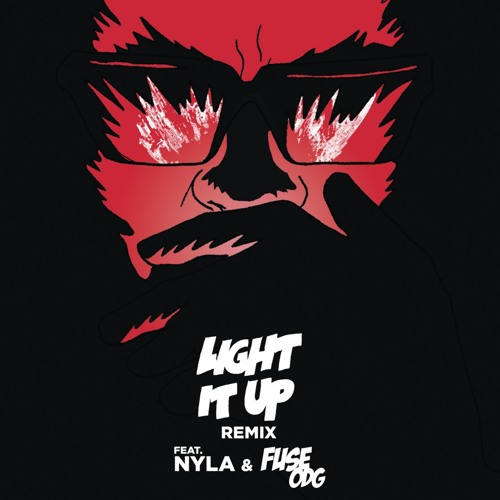 Major Lazer - Light It Up (Feat. NYLA & Fuse ODG)[Remix]