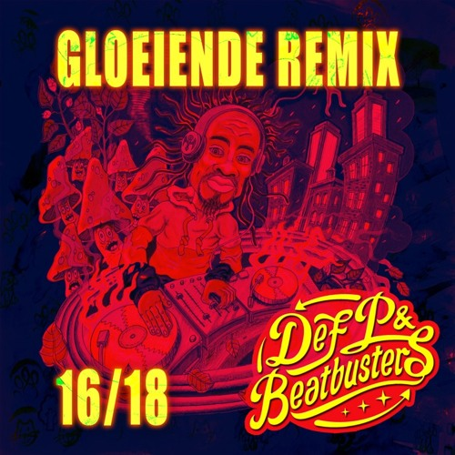 Def P & Beatbusters - Funkin' Van Jamaica  (BL3NDER RMX)