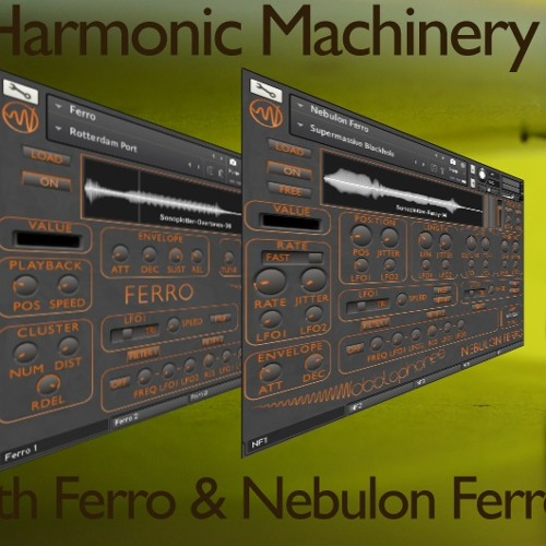 Harmonic Machinery Ferro Instrument