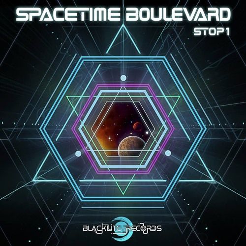 "Audioform - Daystoners  (2015 Rmx) -  Out on ""Spacetime BLV Stop One"" - Blacklite Records"