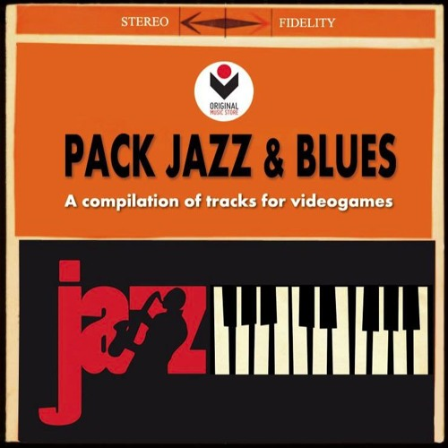 PACK Jazz & Blues, by Original Music Store