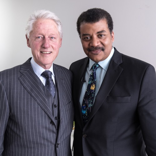 Decoding Science and Politics with Bill Clinton