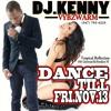 DANCE TILL NOV.13th DJ.KENNY - BIRTHDAY BASH