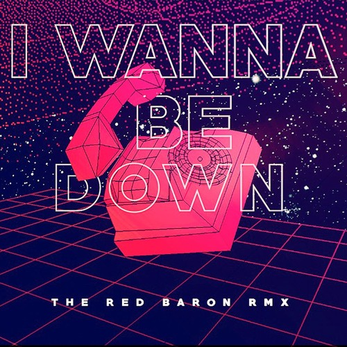 Brandy - I Wanna Be Down (The Red Baron Remix)