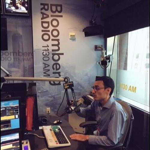 Adriano Farano at Bloomberg Radio