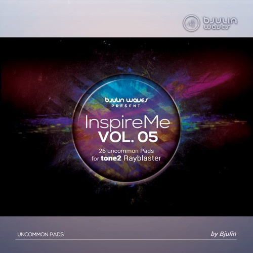 Bjulin Waves - ImpulsePads - Rayblaster (naked)