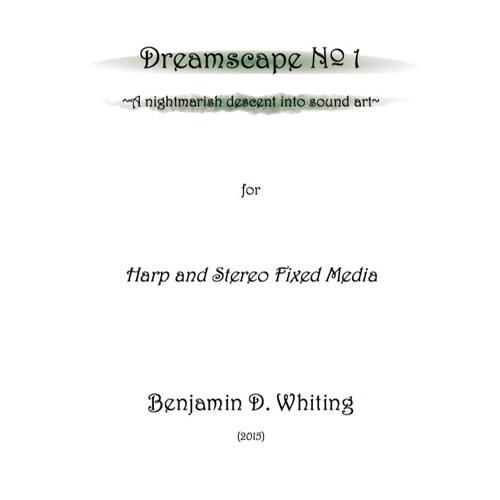 Dreamscape Nº 1 (Premiere performance)