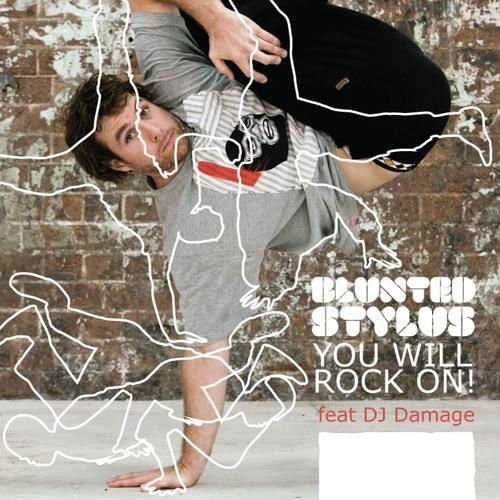 """You Will Rock On"" featuring DJ DAMAGE(preveiw)"